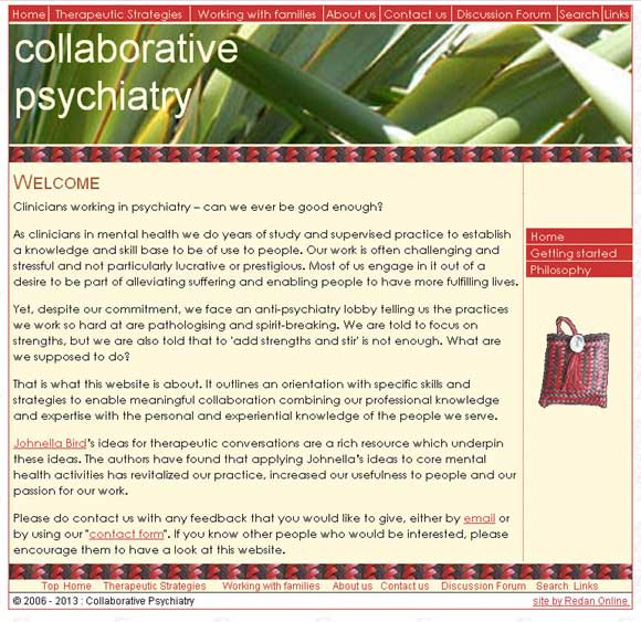 Inpatient therapy | Optimising psycho-therapeutic input in